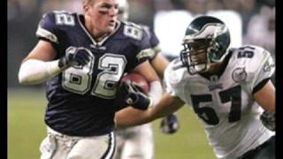 the top 10 tight ends in the nfl 2007 08