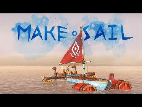 Make Sail - Run Like the Wind