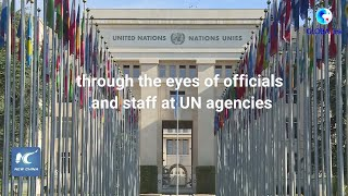 GLOBALink | China's UN contribution in the eyes of UN officials and staff