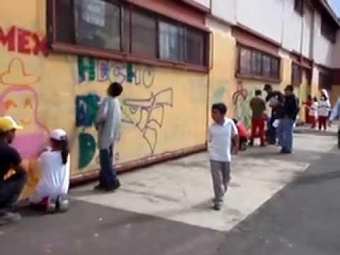 Graffiti ni os youtube for Graffitis para ninos