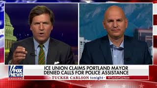 'Beginning of the End': Tucker Blasts Portland OR Mayor for Police Stand-Down Policy at ICE Protest