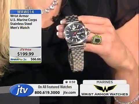 Wrist Armor With Mandy 6 10 2014 3 00 PM   Jewelry Television