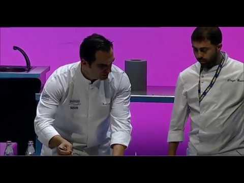 Mario Sandoval en San Sebastián Gastronomika 2016  - Alta probiótica