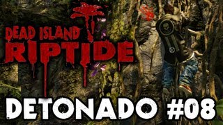Encoxada no Cipó - Dead Island: Riptide Co-Op DETONADO #08 (PC/PS3/Xbox360)