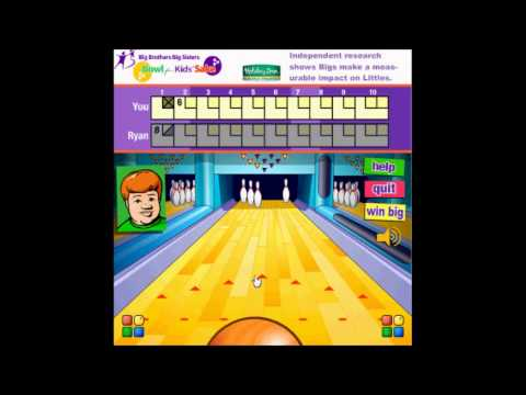 3D Bowling Free Flash Game