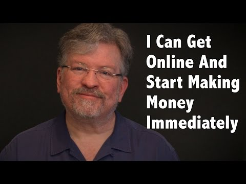 How To Get Online And Start Making Money Immediately