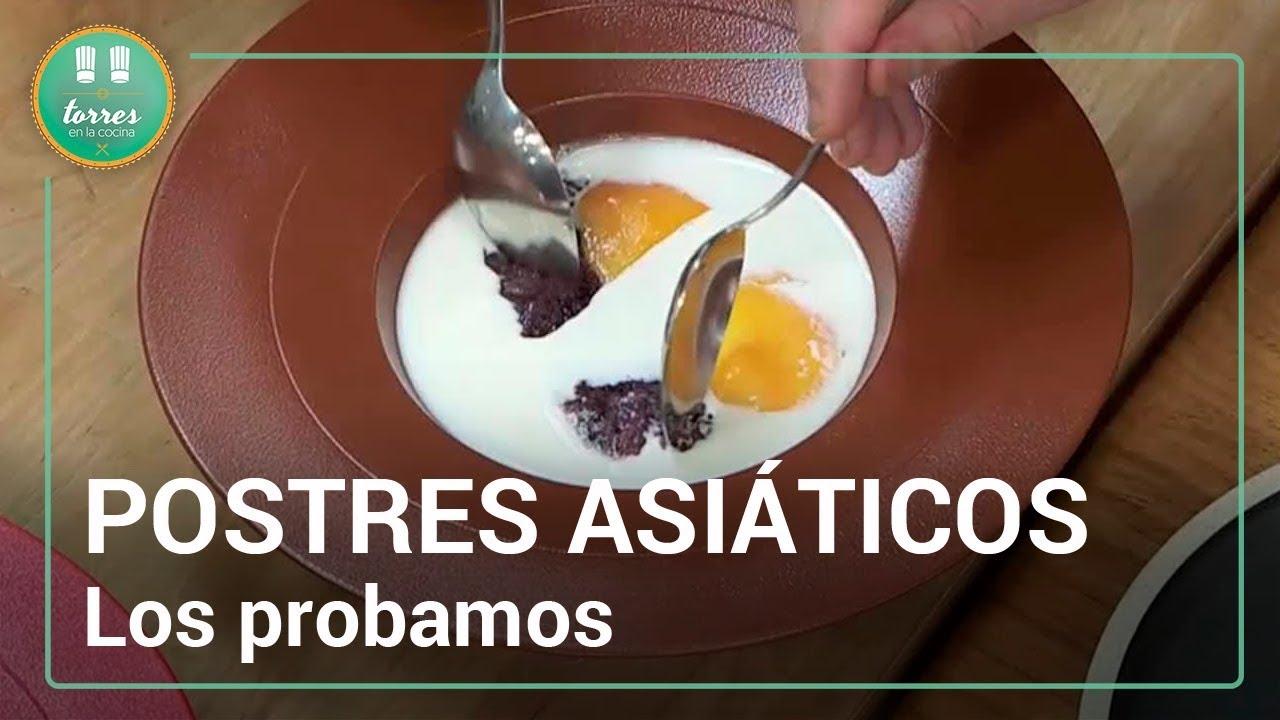 Postres asi ticos con iker mor n torres en la cocina for Torres en la cocina youtube