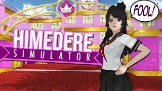 THE HIMEDERE SIMULATOR   Yandere Simulator