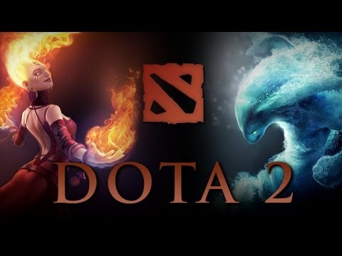 Dota 2 Gameplay #1 - Let's Play Dota 2 Gameplay German - Einführung