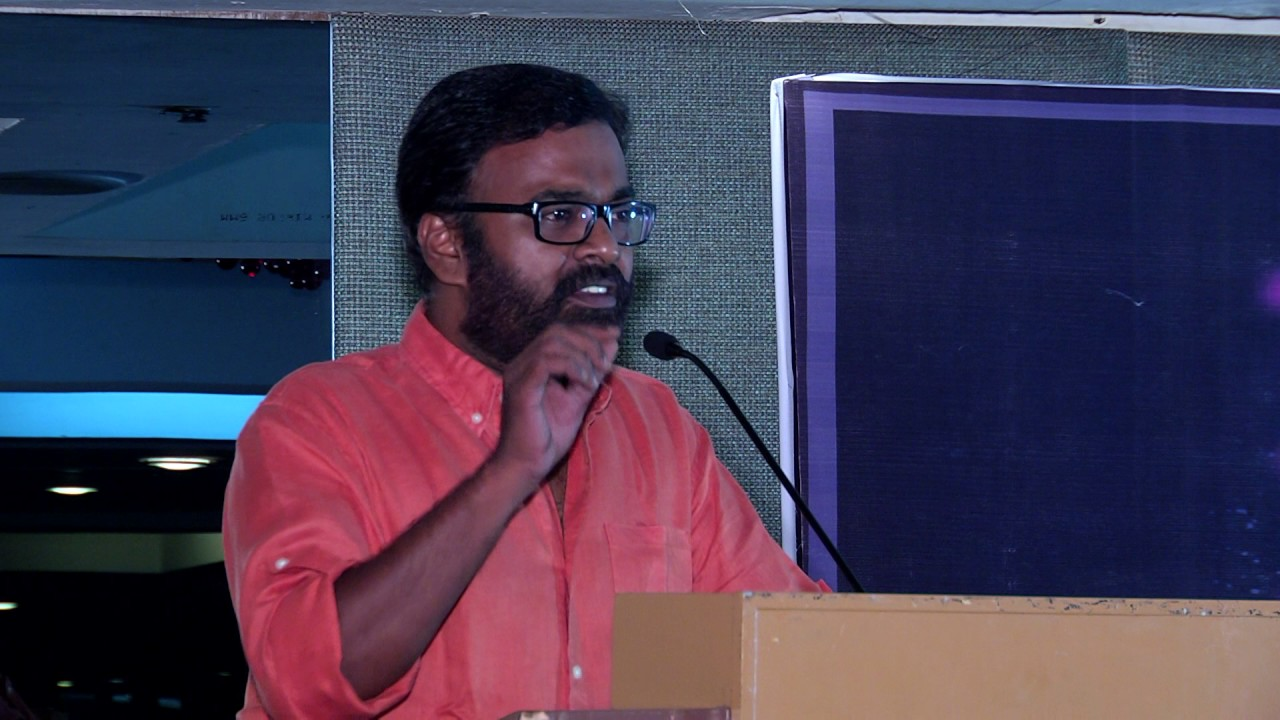 My speech at old students meet