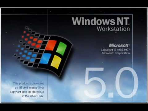 Windows Startup Sounds in Reverse