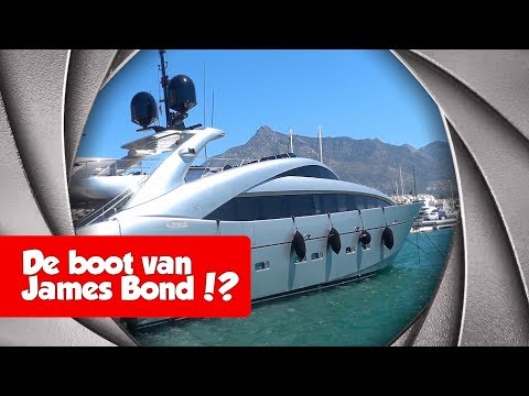 IS DIT DE BOOT VAN JAMES BOND!? - De Nagelkerkjes #155