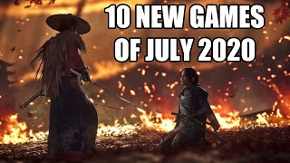 10 New Games Of July 2020 To Look Forward To Ps4, Xbox One, Switch, Pc