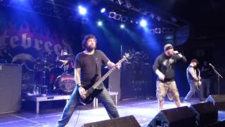 Hatebreed - Looking Down the Barrel of Today, Live @ Backstage Munich 20.4.2017