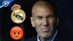 La colère froide de Zinedine Zidane | Revue de presse