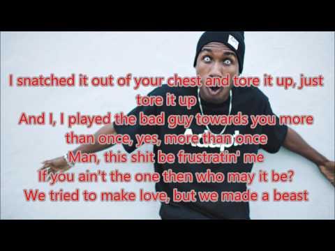 Hopsin: My Love - Lyrics