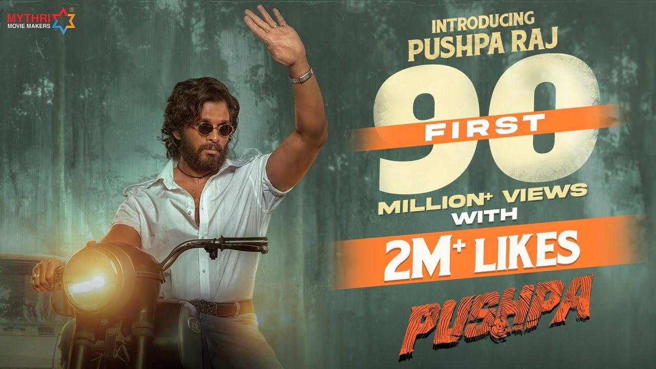 Download Introducing Pushpa Raj | Allu Arjun | Pushpa | Rashmika | Fahadh Faasil | DSP | Sukumar