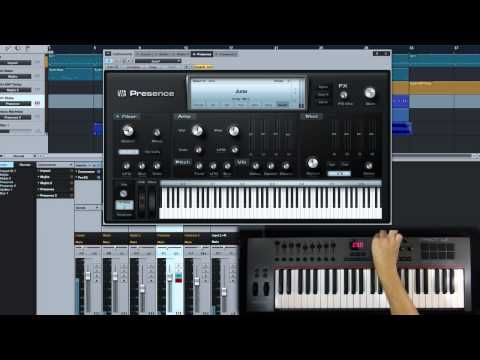 Nektar Impact LX with Studio One overview