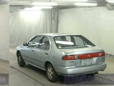 1994 Nissan Sunny Ex Fb14 Youtube