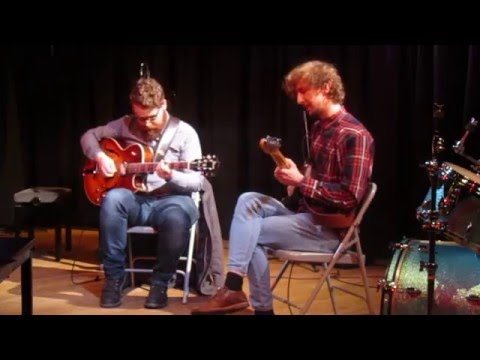 """Darn that Dream"" Joel Fellick and Joe Lockwood@Seven Arts 1 May 2016"