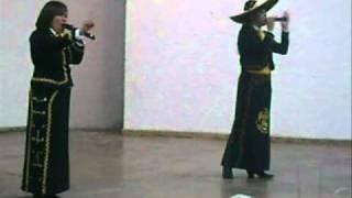 KEILA QUINTERO Y MARCELA AGUILAR- BESOS Y COPAS EN OCAMPO, COAHUILA
