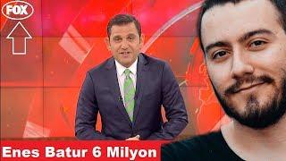 Enes Batur Fox Haber'e Çıktı ! / Enes Batur Fox TV'de // NDNG ENES BATUR [Enes Batur Fox]