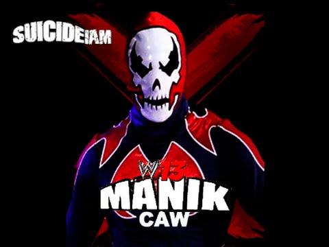 WWE 13 TNA Manik Caw