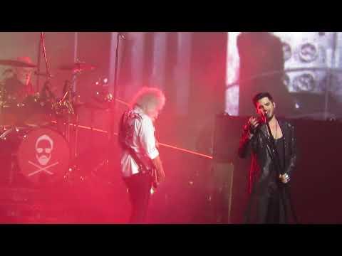 Queen + Adam Lambert -  Radio Ga Ga -  17.06.2018 Oslo