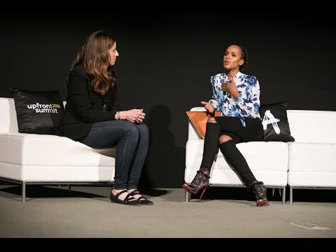 Kerry Washington  with Kara Nortman  Upfront Summit 2018