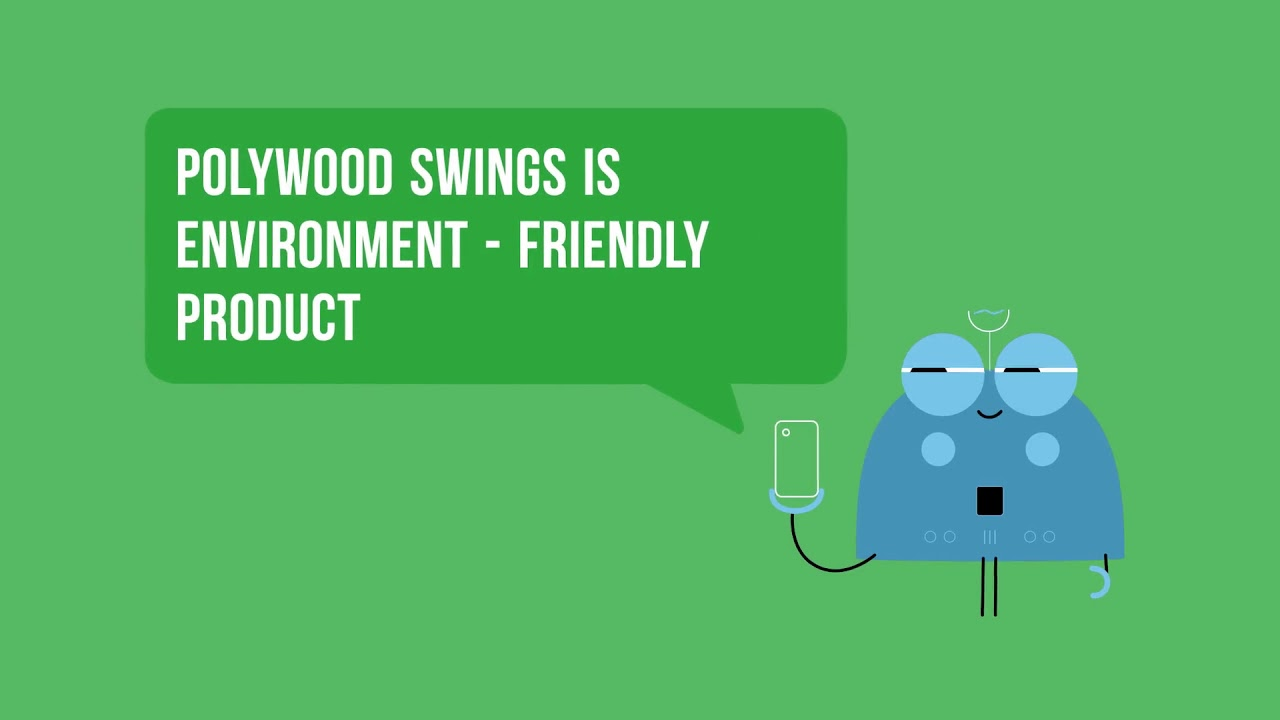POLYWOOD Swings By Polywood Furniture | 877-876-5996