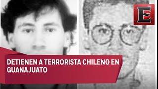 PGR detiene a terrorista chileno en Guanajuato