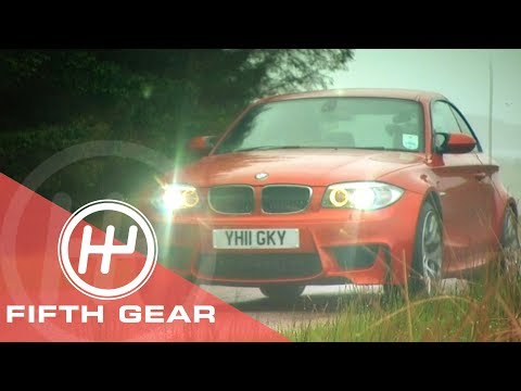 Fifth Gear: BMW 1-series M Coupe