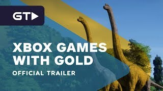 Xbox - December 2019 Games With Gold  Trailer