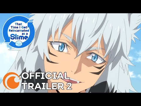 That Time I Got Reincarnated as a Slime Season 2 | OFFICIAL TRAILER 2