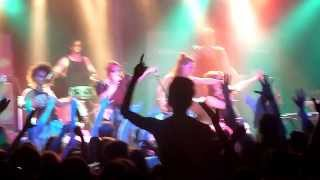 The Toten Crackhuren im Kofferraum - Wir hassen Sport - Live @ Backstage München 05.08.2011 - TCHIK