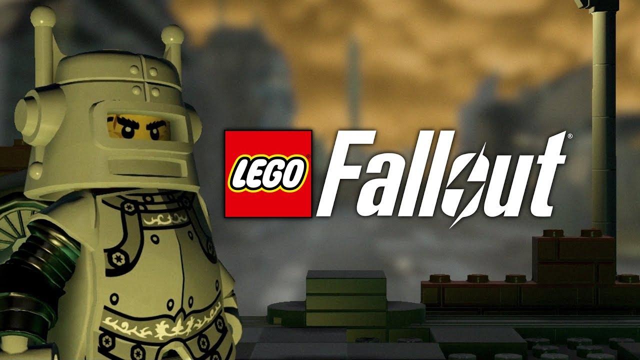Fallout 3 воссоздали в LEGO Worlds. На это ушло 100 часов и 2 млн блоков — видео