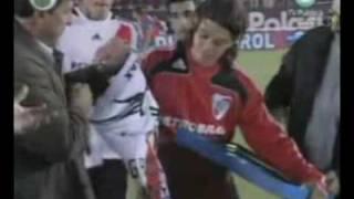 La despedida de Marcelo Gallardo en River
