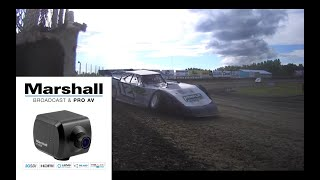 DIRTVision covered by Marshall CV506 Cameras - as close to the action as you can get!