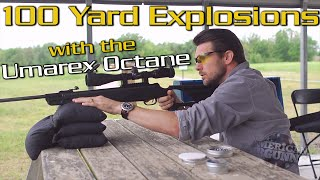 Umarex Octane Air Rifle 100 Yard Long Range Shot : American Airgunner
