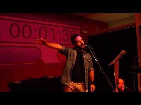 Primer Poetry Slam Tenerife: Ruymandblues (Final)