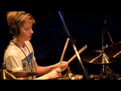 1 Oscar Ogden - Young Drummer Of The Year 2013 Finalist