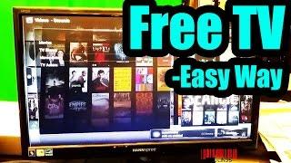 How to Get Free TV - Install Genesis, Icefilms on Kodi/XBMC
