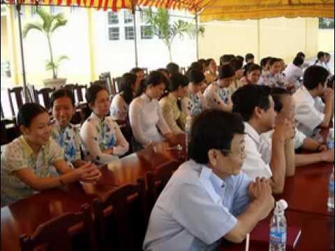 Lễ Khai giảng và Khánh thành Trường THPT Phan Ngọc Tòng