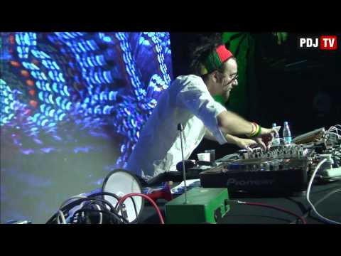 Sticky music - GAUDI (UK)  @ PDJTV