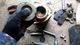 видео Замена опорного подшипника ваз 2110 своими руками