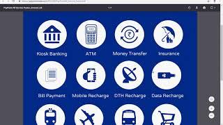 PayPoint SBI Kiosk Dashboard Training Video