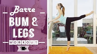 Barre Fitness for Bum and Legs | Lazy Dancer Tips