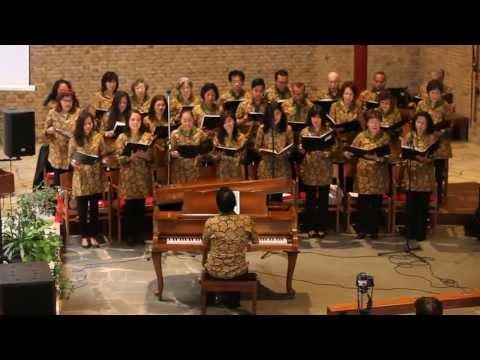 GKIN Amstelveen koor : 'The Haven of Rest'