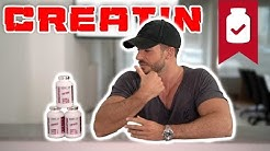 Das beste Creatin - HCL vs  Monohydrat