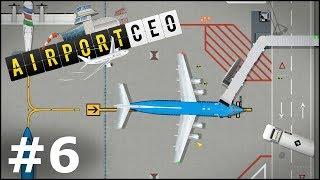 Airport CEO #6 - Większe samoloty